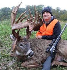 """Biggest Bucks of Joe Franz buck! Made Tris sit down and watch this video. Soon as the buck stepped out he went, """"Oh, my God."""" I am giving buck fever to someone and it's AWESOME. Big Game Hunting, Trophy Hunting, Elk Hunting, Archery Hunting, Hunting Stuff, Big Whitetail Bucks, Whitetail Deer Hunting, Deer Pictures, Deer Pics"""