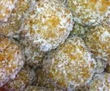 Recipe Apricot Balls by ArwensThermoPics, learn to make this recipe easily in your kitchen machine and discover other Thermomix recipes in Desserts & sweets. Sweets Recipes, Gluten Free Recipes, Snack Recipes, Cooking Recipes, Snacks, Xmas Recipes, Thermomix Desserts, Xmas Food, Balls Recipe