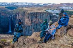 The leader and peoples of Basuto tribe in Semonkong, Lesotho was taken by Chase Guttman photographer, 18 years old who won new talent travel photographer in Best Travel Websites, Best Places To Travel, Plan My Trip, Photo Awards, London Museums, Win A Trip, Adventure Tours, Travel Photographer, Historical Sites