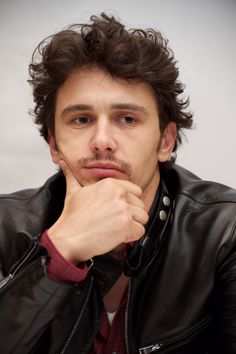 Something about a bad boy James Franco