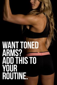 Get better biceps with this workout!
