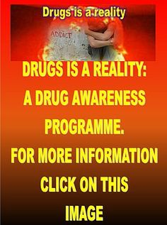 Drugs is a reality