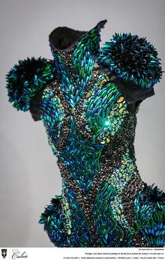 Modeconnect.com - On Aura Tout Vu Exhibition: the Seven Sensations of Fashion