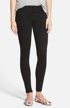 These black ponte pants have FANTASTIC reviews and are ONLY $39!!!!