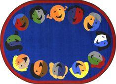Joyful Faces Rug - JC1406XX - Joy Carpets