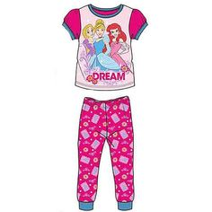 Disney Princess Girls  2-Piece Pajama Set  Size ... 948eda665