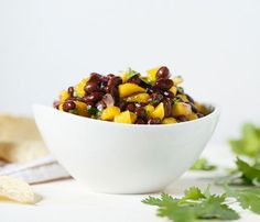 10 DIY Salsas, From Sweet to Scorching: Black Bean and Mango Salsa. If youre ready for something heartier, opt for this delish black bean and mango combo from Shared Appetite. Hesitant about heat? Swap red pepper in for jalapeno and this recipe falls squarely in the mild category. #SELFmagazine