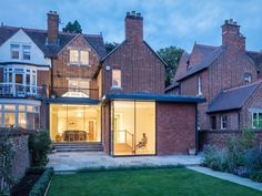 Oxford architecture practice specialising in residential design. Kitchen Diner Extension, Open Plan Kitchen, Side Return, Architectural Services, Rear Extension, Entertainment Area, Space Program, Case, Programming