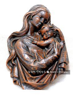 성모 마리아와 아기 예수