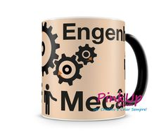 Caneca Engenharia Mecanica