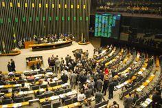 Câmara tenta votar projeto pra salvar investigados da Lava Jato