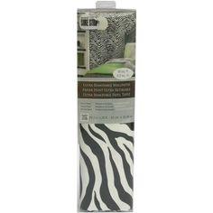 Sure Strip Zebra Wallpaper, Multicolor