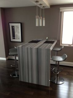 Striato Olimpico Renovations, Furniture, Kitchen Countertops, Kitchen Counter, House, Kitchen, Countertops, Home Decor, Office Desk