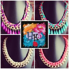 Hk5 accesorios! #necklace #fashion