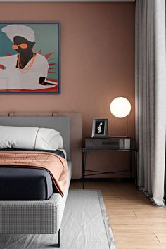 Good Information : Best Bedroom Colors Psychology - Bedroom Design Ideas Home Decor Bedroom, Modern Bedroom, Serene Bedroom, Bedroom Curtains, Diy Bedroom, Master Bedrooms, Bedroom Designs, Bedroom Ideas, Home Interior