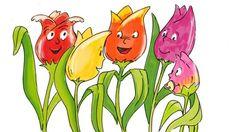 """Der Frühling steht vor der Türe! Deswegen haben wir heute ein besonders schönes Frühlings-Fingerspiel mit Anleitung – beispielsweise für den Morgenkreis – für Sie! Das Fingerspiel """"Fünf Tulpen"""" eignet sich für Ihre Krippenkinder, macht aber auch den größeren Kindern Freude."""