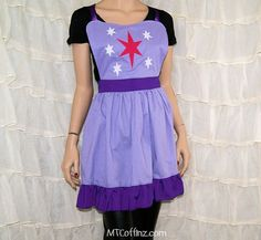 Inspired By My Little Pony Twilight Sparkle Cosplay by MTspaces, $49.00
