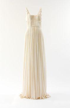 Dress    Madame Grès, 1870