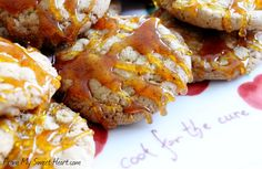 Ginger Chili Caramel Cookies thanks to @MJs Kitchen! Share the Love ...