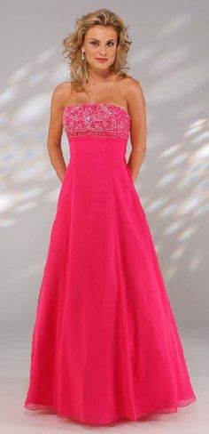 prom dress - If it covered more on top it would be very cute!