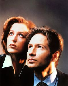 WHY WON'T YOU LOVE ME, DAVID DUCHOVNY: X-FILES REBOOT — Spirit Animal