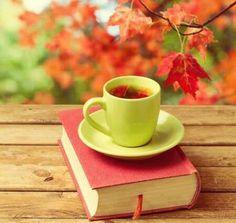 Café y libro, genial combinación