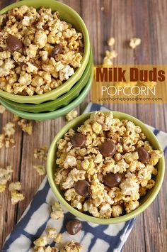 Milk Dud Popcorn Rec