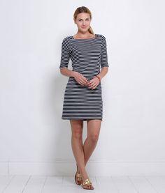 Portside Dress from Vineyard Vines.  Looks so comfy