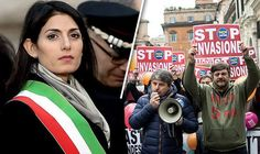 Virginia Raggi is.. just another leftist  https://freewordandfriendsworld.com/2016/12/14/virginia-raggi-is-just-another-lefty-bh-she-wants-to-welcome-refugees-the-proven-evidence-the-only-solution-is-the-hard-right-m5s-is-masonic-like-the-left-rome-on-verge-of-war-between-migran/
