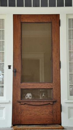 I LOVE This Screen Door!