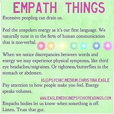 Psychic Empath, Intuitive Empath, Empath Abilities, Psychic Abilities, Empath Traits, Online Psychic, Spirit Science, Psychic Readings, Feeling Overwhelmed
