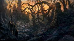 Forest Temple II by andreasrocha.deviantart.com on @deviantART