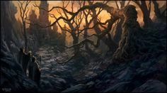 Forest Temple II by andreasrocha.deviantart.com on @deviantART