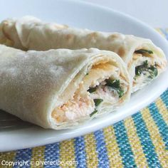 Wrap And Roll Sandwiches | giverecipe.com | #sandwich #cheese #middleeast