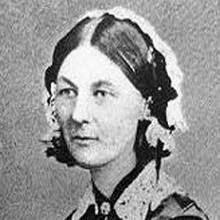 Notícia: Dia 13 de agosto de 1910: há cem anos morreu umas das mulheres mais brilhantes do mundo: Florence Nightingale, a dama da lâmpada, mãe da Enfermagem!