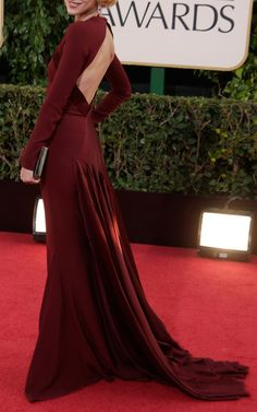 Naomi Watts in Zac Posen, Pre'O her dres on M'O now!