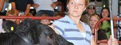 Educational resources on Livestock Judging