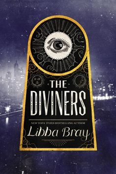 The Diviners by Libba Bray. Mystery, historical fiction America) & supernatural suspense combine in the book of The Diviners series. New Books, Good Books, Books To Read, Amazing Books, Children's Books, Between Two Worlds, Up Book, Books For Teens, Roaring Twenties