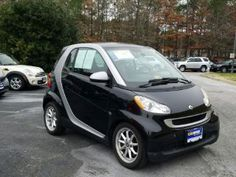 Black2009 Smart Fortwo Passion
