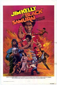 Black Samurai is a 1977 American blaxploitation film directed by Al Adamson, starring Jim Kelly.