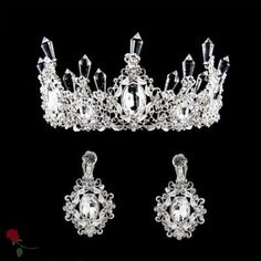 Quantity 1x full_ set _performances_ with _circular_ Crown Tiara Party Wedding Headband Women Bridal Princess Birthday Girl Gift Bridal Headdress new _little_ Princess Beautiful _noble_ Girls _wall-ha -- Continue to the product at the image link. (This is an affiliate link) #HairCare #weddingcrowns