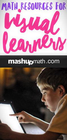 Learn math with our library of 100+ FREE video lessons on YouTube. Mashup Math is on a mission to make learning math accessible to students who are visual learners. Check out our website and join our mailing list to receive our FREE weekly email news. We share free math resources, video lessons, worksheets for all grade levels, algebra, and geometry, fun math games, lesson ideas, and activities! We also share free a math education blog and podcast. Geometry Lessons, Learn Math, Fun Math Games, Homeschool High School, Math Education, Free Math, Student Engagement, 100 Free, Algebra
