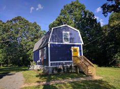 Jason's 800 Sq. Ft. Barn Cabin!