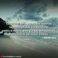 Hebreus 12:3