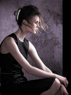 Alexandre de Paris hair accessory Vendôme clip www.alexandredeparis-store.com #Vendome #hair #accessory Swarovski, Barrettes, Bandeau, Clip, Hair Accessories, Wonder Woman, Photography, Store, Women