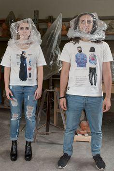 T Shirt nuovoevo #madeinitaly #collection #artforall #italianfashionbrand #fashionart #contemporaryartists #originalprinting #originalinages newbrand