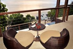 LaVida Villa: Beachfront with sunsets and pool!  #caribbean #sunsets #luxury #travel #BVI #beachfront #Virgin Gorda