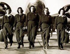 WASPs - Women Airforce Service Pilots
