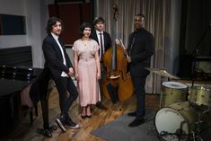 Kyla Quinn & Her Boyfriends | Jazz Band in NY | Headliner | Wedding | Live Entertainment | Music | Hire a Band | Reception | Ceremony
