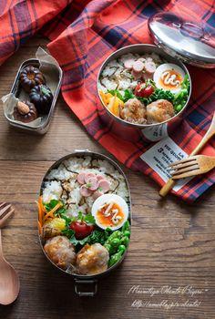 豚こまチーズボール弁当。|あ~るママオフィシャルブログ「毎日がお弁当日和♪」Powered by Ameba